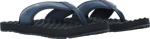 The North Face Japonki The North Face M Base Camp Flip-Flop II męskie : Kolor - Granatowy, Rozmiar obuwia - 40.5