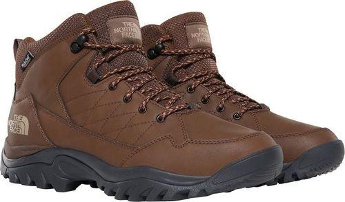 The North Face Buty trekkingowe The North Face M Storm Strike II WP męskie : Kolor - Brązowy, Rozmiar obuwia - 48