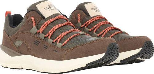The North Face Buty męskie Mountain Sneaker II brązowe r. 45