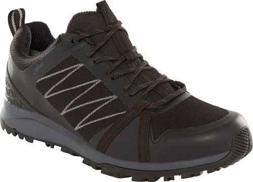 The North Face Buty męskie Litewave Fastpack II Gtx czarne r. 39
