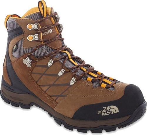 The North Face Buty męskie Verbera Hiker II Gtx brązowe r. 40.5