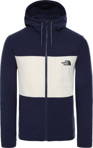 The North Face Bluza męska Blocked Tka 100 Hoodie granatowa r. XL