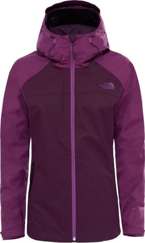 The North Face Kurtka damska Sequence Jacket fioletowa r. XL