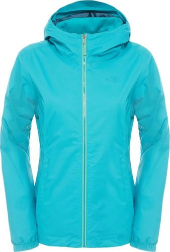 The North Face Kurtka damska Quest Insulated turkusowa r. XL