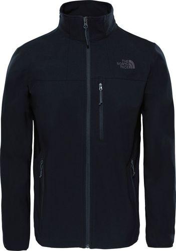 The North Face Softshell M Nimble Jacket męski czarny r. S