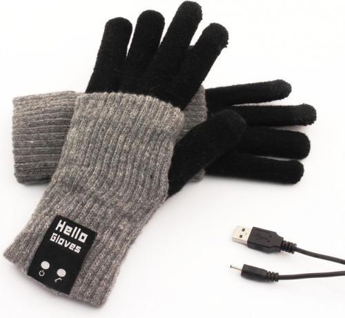 Sunen Rękawiczki Bluetooth M-L, Hello Gloves (BG2R)