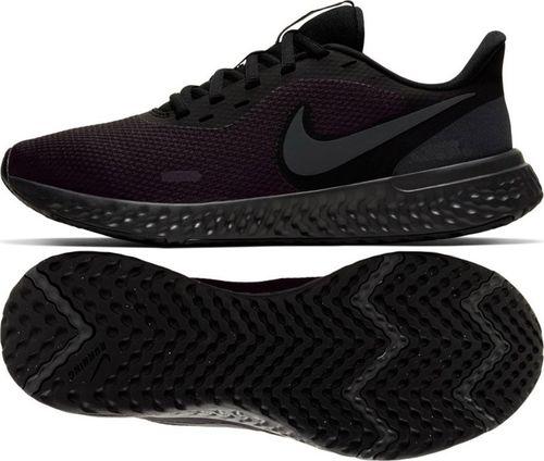 Nike Buty Nike Revolution 5 BQ3207 001 BQ3207 001 czarny 35 1/2