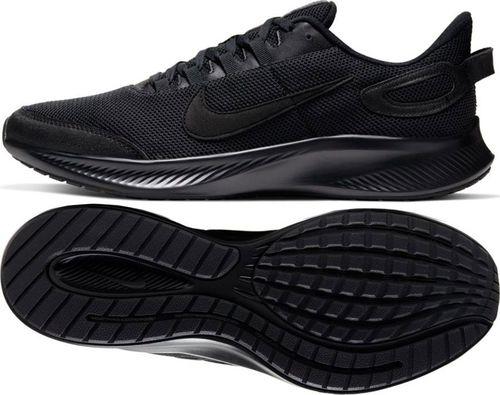 Nike Buty męskie Runallday 2 czarne r. 40 1/2 (CD0223-001)