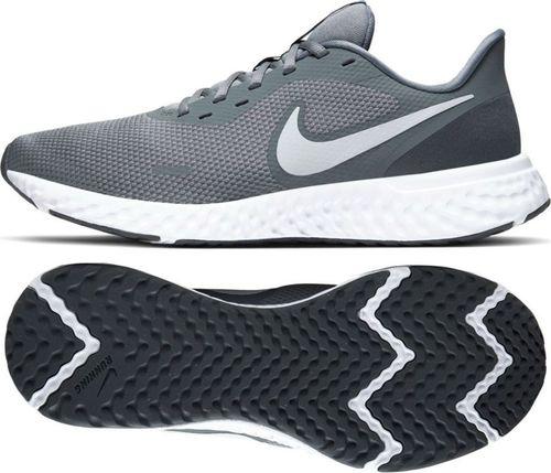 Nike Buty męskie Revolution szare r. 39 (BQ3204-005)
