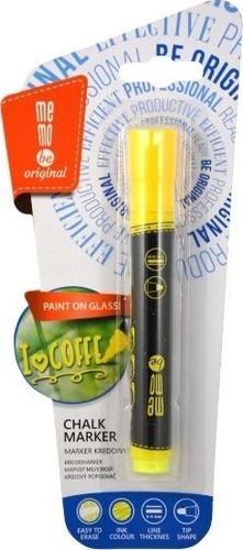 MemoBe Marker kredowy neon żółty MemoBe