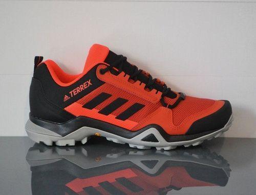 Adidas Buty męskie Terrex Ax3 czerwone r. 41 1/3 (EG6178)