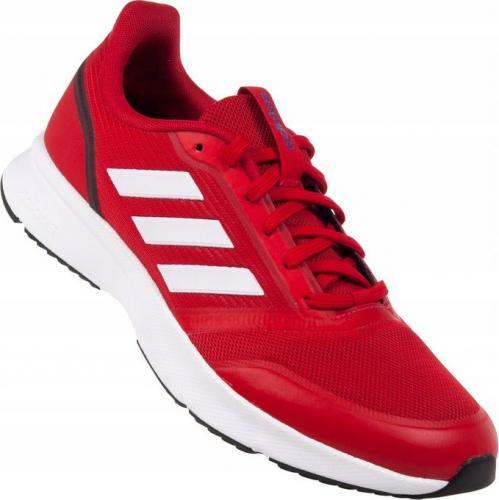 Adidas Buty męskie Nova Flow czerwone r. 41 (EH1365)