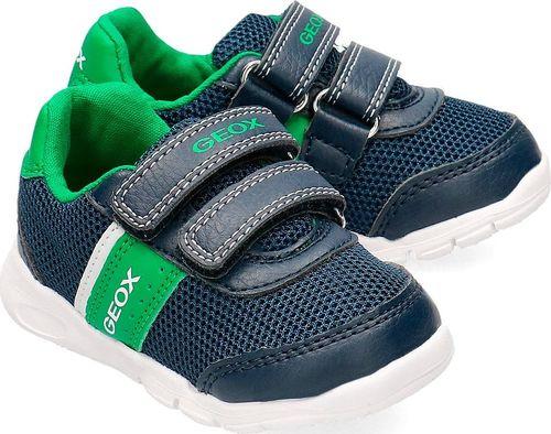 Geox Geox Baby Runner - Sneakersy Dziecięce - B02H8B 014BU C4248 20