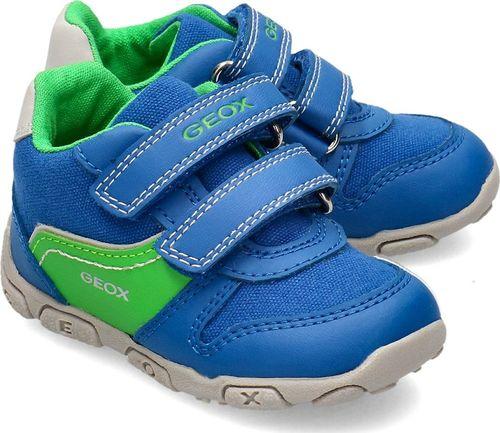 Geox Geox Baby Balu - Sneakersy Dziecięce - B0236A 01050 C4165 19