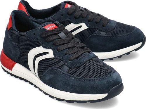 Geox Geox Junior Alben - Sneakersy Dziecięce - J949ED 01422 C0735 37