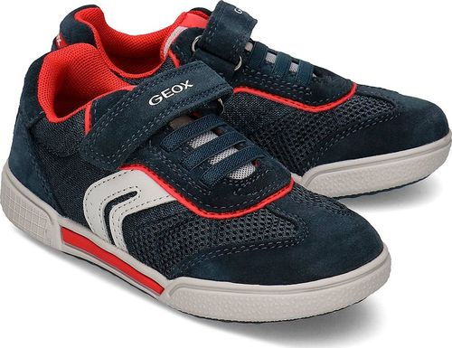 Geox Geox Junior Poseido - Sneakersy Dziecięce - J02BCD 01422 C0735 27