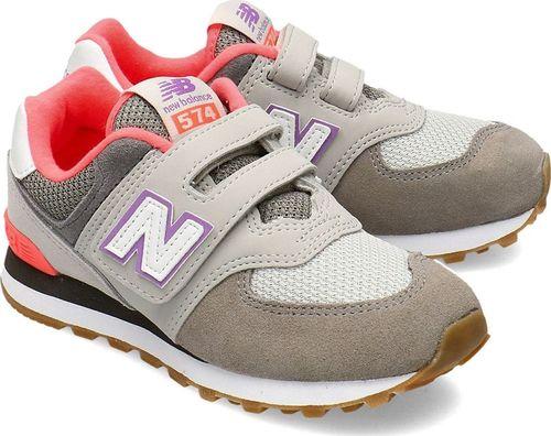 New Balance New Balance 574 - Sneakersy Dziecięce - YV574SOC 28