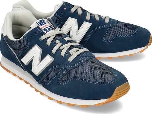 New Balance New Balance 373 - Sneakersy Męskie - ML373DB2 45