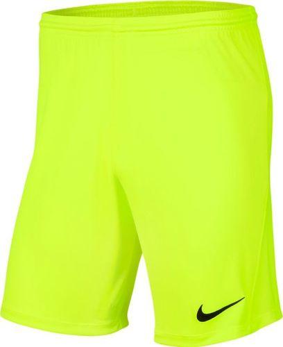 Nike Nike JR Park III Knit shorty 702 : Rozmiar - 128 cm (BV6865-702) - 21970_190817