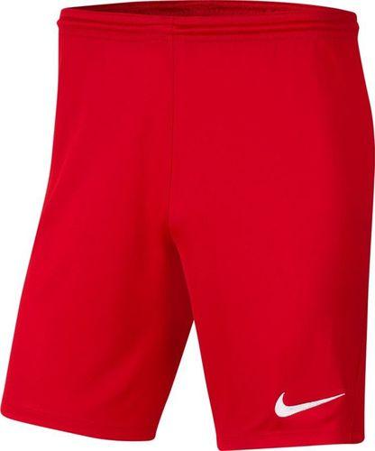 Nike Nike JR Park III Knit shorty 657 : Rozmiar - 128 cm (BV6865-657) - 21701_188621