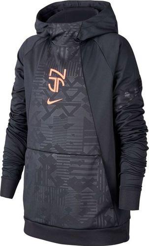 Nike Bluza Nike Neymar B Dry Hoodie CD2236 010 CD2236 010 czarny L (147-158cm)