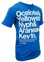 SK Gaming T-Shirt blue (S)