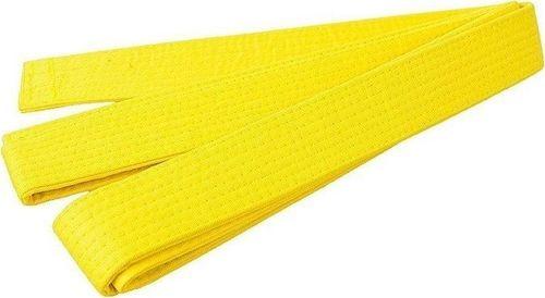 SMJ sport Pas do karate żółty uniwersalny