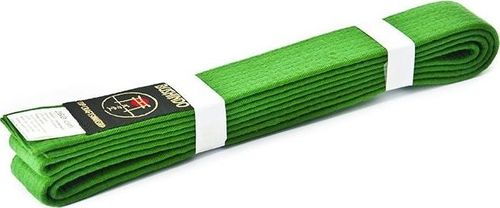 Bushido Pas do kimon Bushindo 240 cm zielony uniwersalny