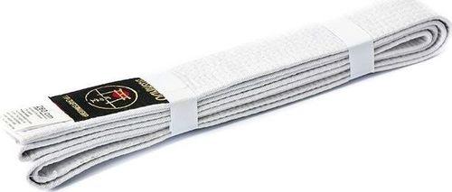 Bushido Pas do kimon Bushindo 260 cm biały uniwersalny