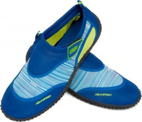 Aqua-Speed Obuwie do wody Aqua Speed model 2C niebieski 35