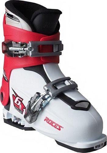 Roces Buty narciarskie Roces Idea Up biało czerwono czarne Junior 450491 15 30-35