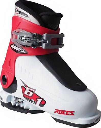 ROCES Buty narciarskie Roces Idea Up biało-czerwono-czarne Junior 450490 15 25-29