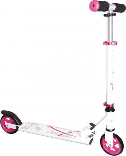 Muuwmi Hulajnoga Aluminum Scooter 125mm white / pink