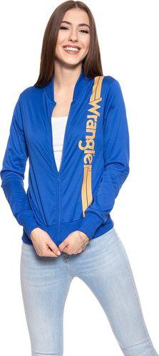 Wrangler WRANGLER B&Y NYLON SWEAT NAUTICAL BLUE W608RDZV2 S