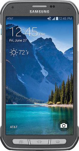 Smartfon Samsung GALAXY S5 Active Srebrny (SM-G870FTSAXEO)