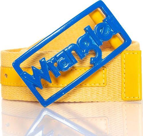 Wrangler WRANGLER B&Y BELT AMBER YELLOW W0B5687UY 85