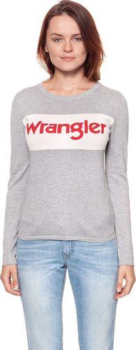 Wrangler WRANGLER INTARISA KNIT MID GREY MEL W800SPW37 XS