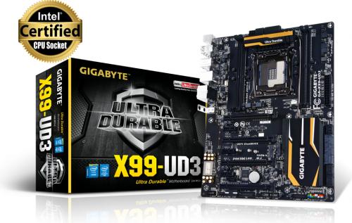 Płyta główna Gigabyte X99-UD3