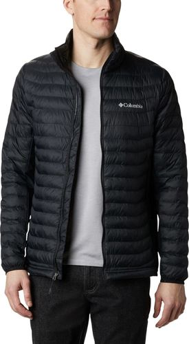 Columbia Kurtka męska Powder Pass™ Jacket czarna r. L (1894312010)