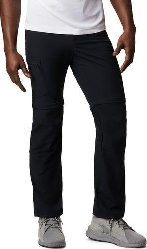 Columbia Spodnie męskie Triple Canyon Convertible Pant czarne r. 28 (1711693010)