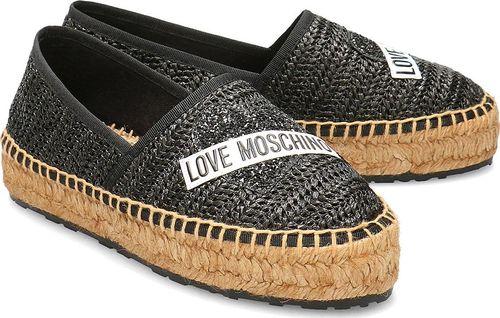 Love Moschino Love Moschino - Espadryle Damskie - JA10413G0AJQ0000 36