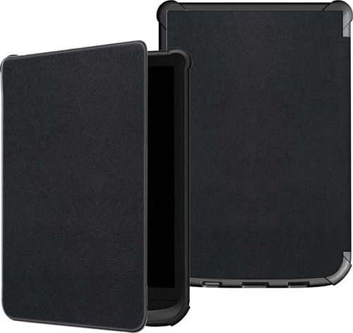 Pokrowiec Smart Cover PocketBook Lux 4 627/616 Black