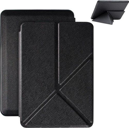 Pokrowiec Etui Origami do Kindle Paperwhite 4 czarne