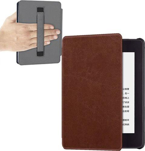 Pokrowiec Etui Strap Case Kindle Paperwhite 4 - Brown uniwersalny