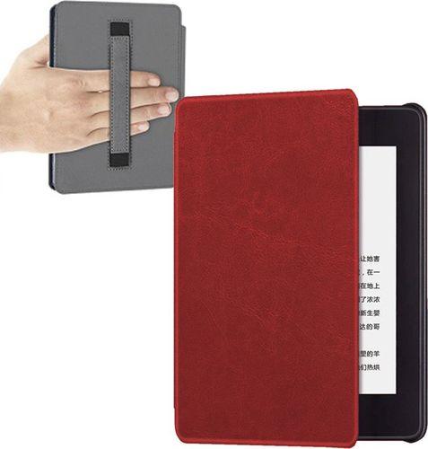 Pokrowiec Etui Strap Case Kindle Paperwhite 4 - Red uniwersalny