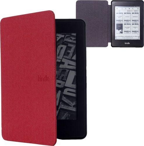Pokrowiec Etui Slim Case Kindle Paperwhite 4 2018 - Red uniwersalny