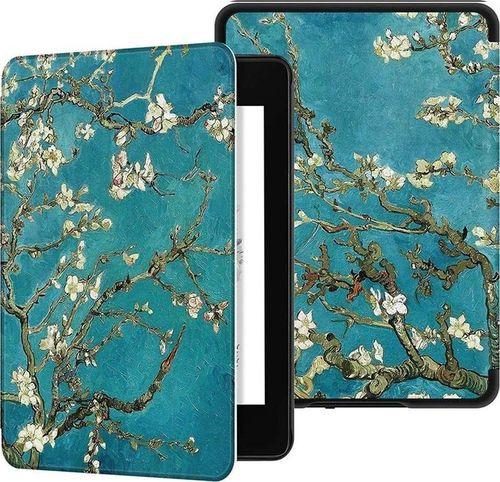 Pokrowiec Etui Graphic Kindle Paperwhite 1-3-Apricot Blossom uniwersalny