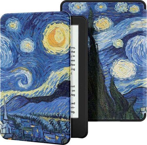 Pokrowiec Etui Graphic Kindle Paperwhite 4 - Starry Sky uniwersalny