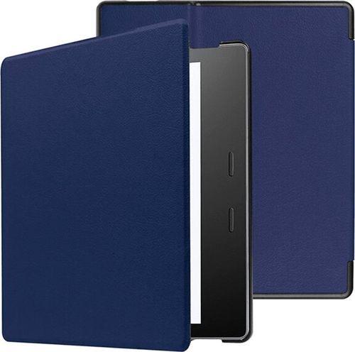 Pokrowiec Etui Smart Case Kindle Oasis 2019 - Navy uniwersalny
