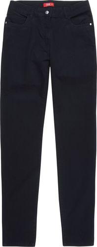TXM TXM Spodnie damskie gładkie, casual 38 CZARNY